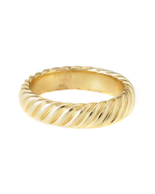 David Yurman - Metallic David Yurman Cable 18k Ring - Lyst