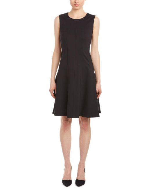 Magaschoni - Black A-line Dress - Lyst