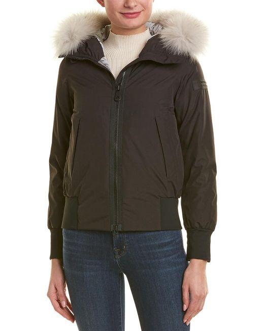 Peuterey - Black Moema Down Jacket - Lyst