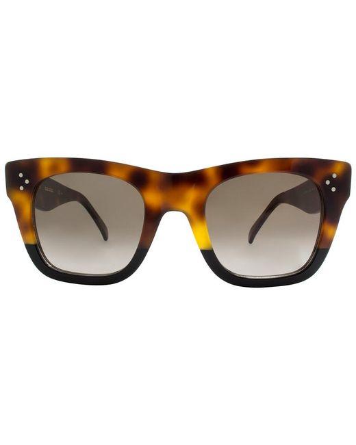 57f774ad390a ... Céline - Brown Cl41089 s-aea 47mm Sunglasses - Lyst
