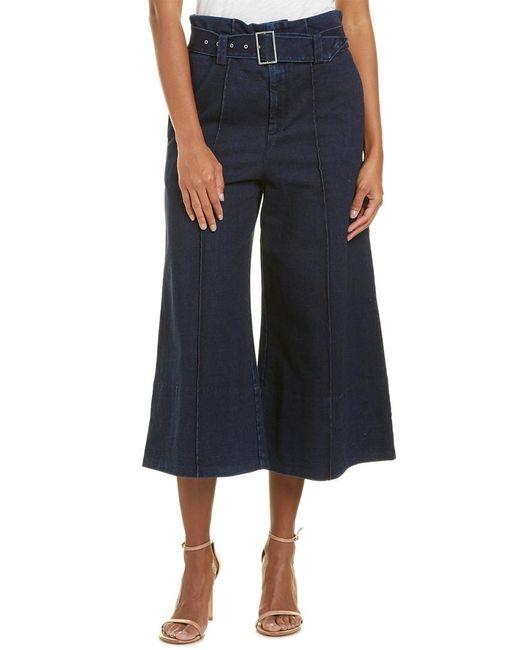 AG Jeans - Blue Irj Indigo Knit Three Pant - Lyst