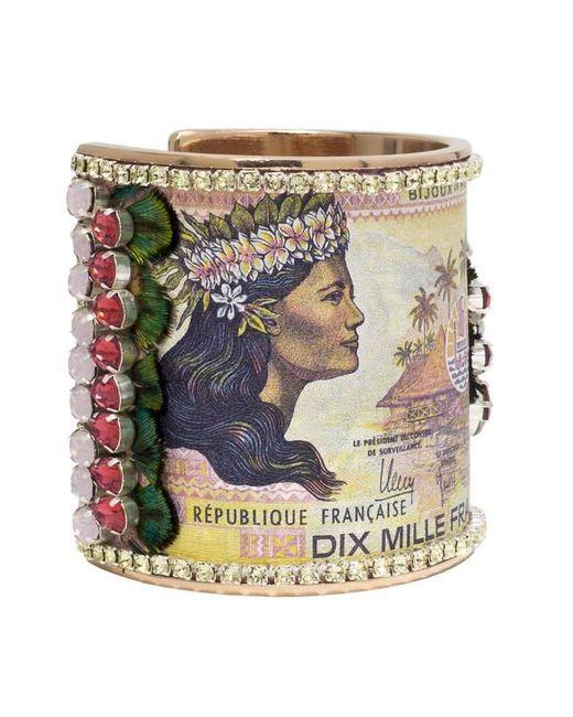 Bijoux De Famille | Multicolor Bora Bora Cuff | Lyst