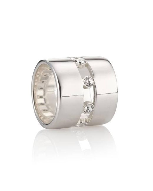 Yael Salomon | Metallic Stelle 09 Silver Ring | Lyst