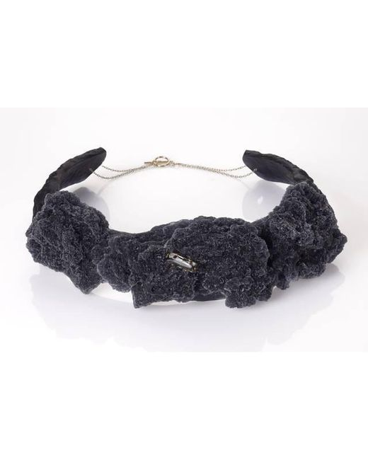 Noritamy | Agua Black Polymer Choker Necklace | Lyst