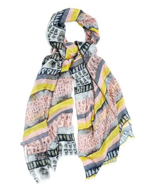 Kekkai | Multicolor Strata Cashmere Blend Scarf | Lyst