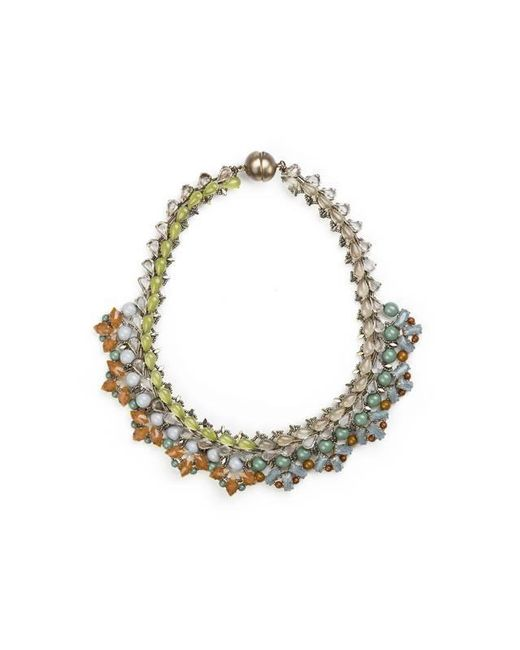 Tataborello | Metallic Summer Place Necklace 04 | Lyst