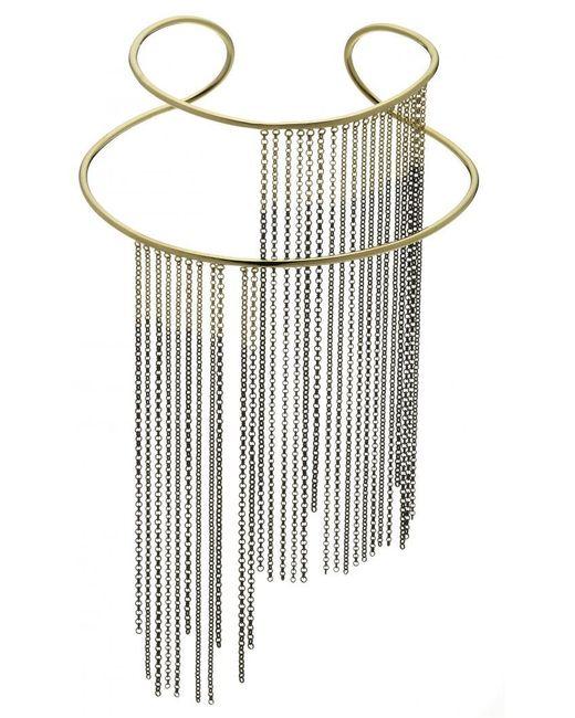 Caterina Zangrando | Multicolor Nettle Necklace | Lyst