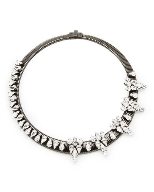 Ellen Conde | Metallic Linda Classic Necklace | Lyst