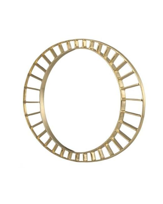 Yael Salomon | Metallic Ella 06 Gold Bangle | Lyst