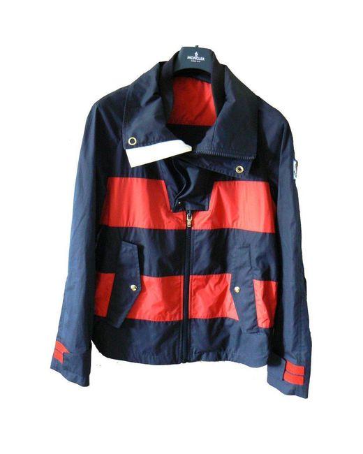 64302cfe6 Lyst - Moncler Gamme Bleu Contrast Jacket for Men
