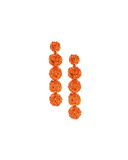 Sachin & Babi - Fleur Bouquet - Orange - Lyst