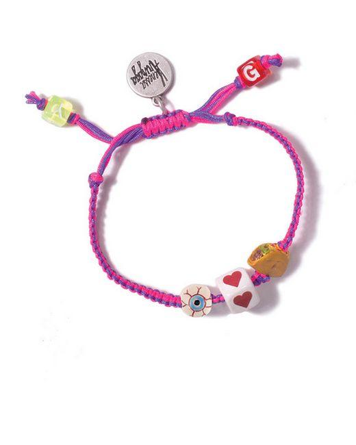 Venessa Arizaga | Pink I Heart Tacos Friendship Bracelet | Lyst