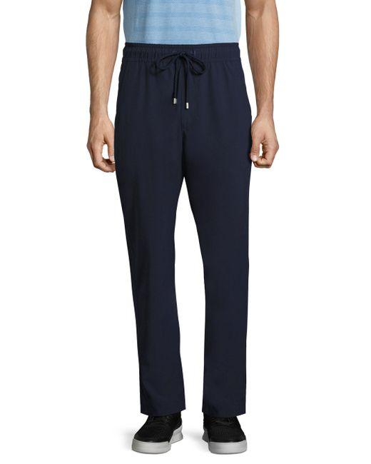 Vilebrequin | Blue Active Napoule Woven Drawstring Pants for Men | Lyst