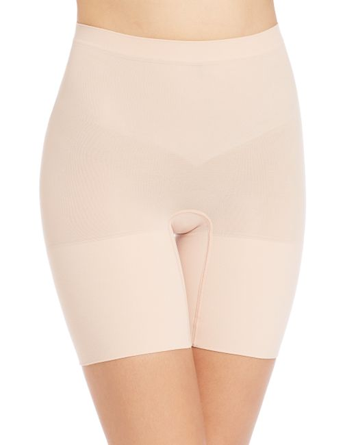 Spanx | Natural Power Shorts | Lyst