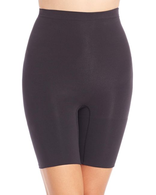 Spanx | Black Thinstincts Girl Shaper Shorts | Lyst