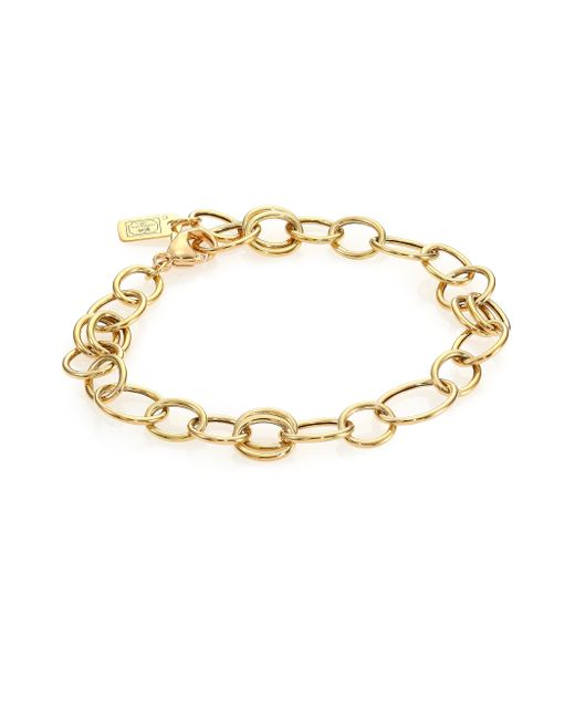 Ippolita | Metallic Glamazon 18k Yellow Gold Classic Chain Bracelet | Lyst