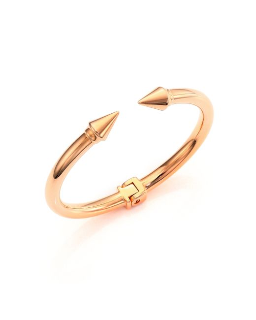 Vita Fede | Metallic Mini Titan Cuff Bracelet | Lyst