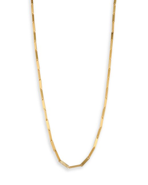 Stephanie Kantis | Metallic Woodlands Link Long Necklace | Lyst