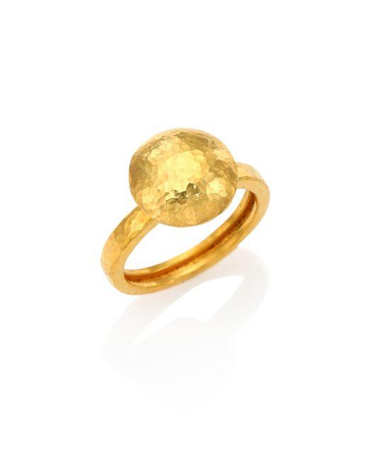 Gurhan | Metallic 24k Gold Vermeil Ring | Lyst