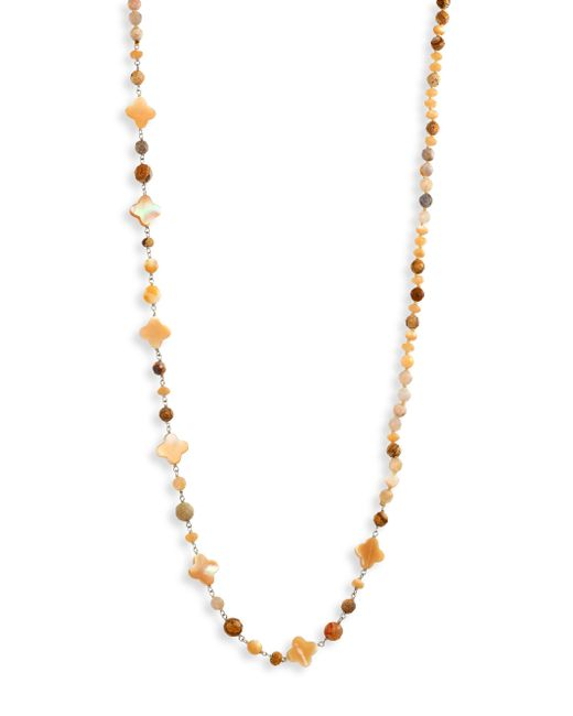 Chan Luu | Natural Mix-beaded Strand Necklace | Lyst
