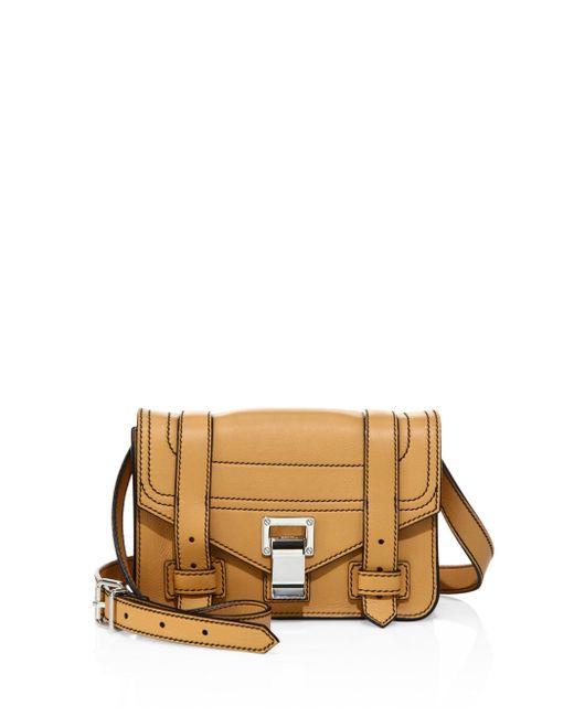 Proenza Schouler | Multicolor Leather Crossbody Bag | Lyst