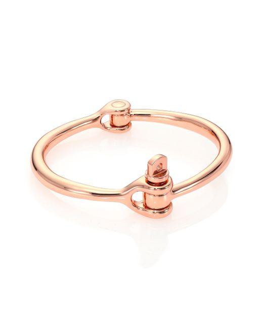 Miansai   Pink Reeve Cuff Bracelet   Lyst