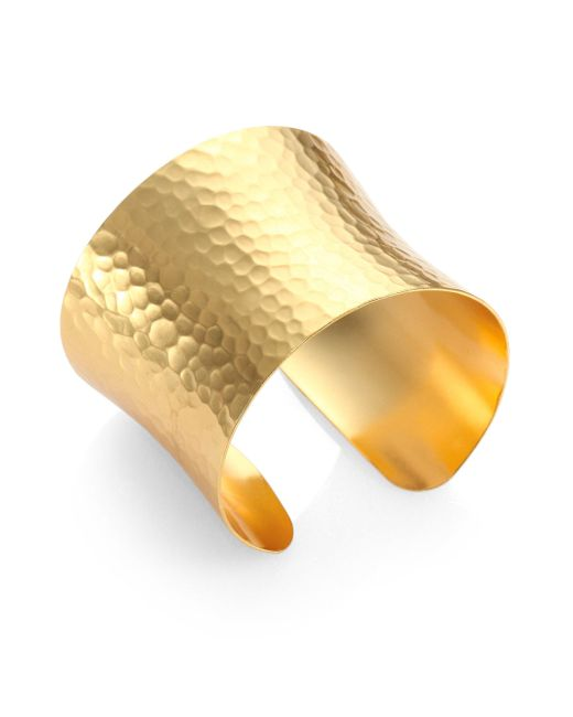 Stephanie Kantis | Metallic Grecian Cuff Bracelet | Lyst