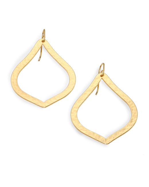Stephanie Kantis | Metallic Paris Ornament Drop Earrings | Lyst