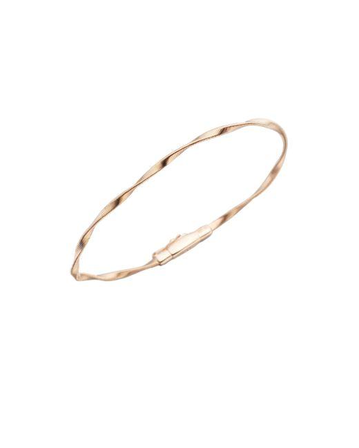 Marco Bicego | Metallic Marrakech 18k Rose Gold Bracelet | Lyst