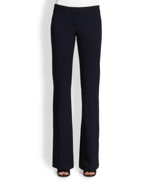 Derek Lam | Black Alana Flare-leg Pants | Lyst