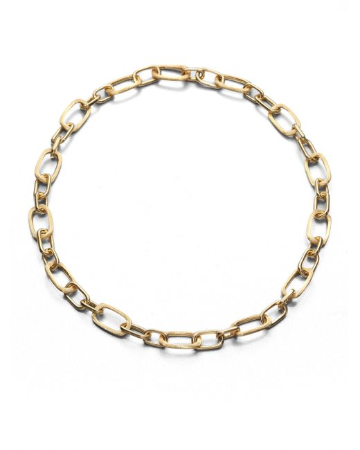 Marco Bicego | Metallic Murano 18k Yellow Gold Link Necklace | Lyst