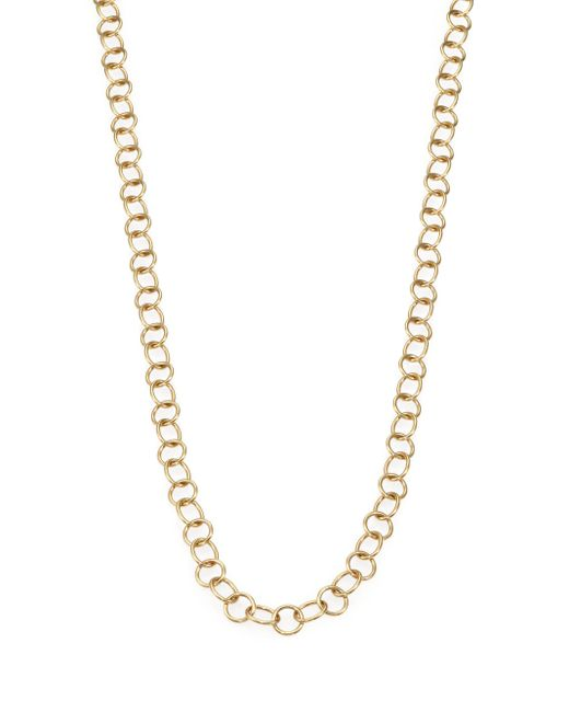 Temple St. Clair | Metallic 18k Yellow Gold Arno Necklace Chain/32 | Lyst