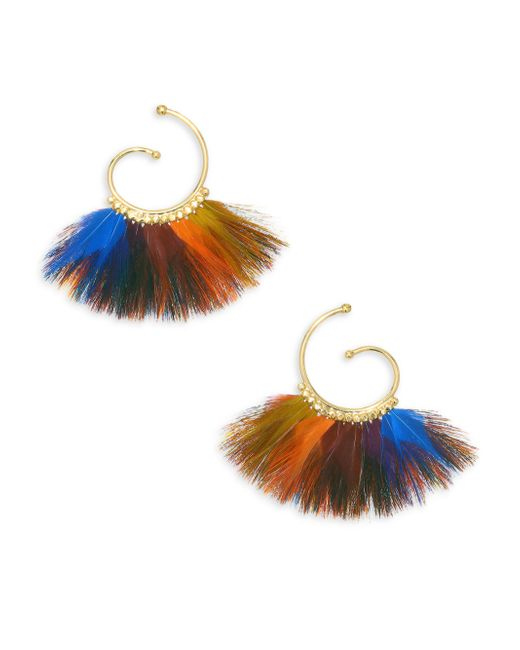 Gas Bijoux - Multicolor Buzios Mini Earrings - Lyst