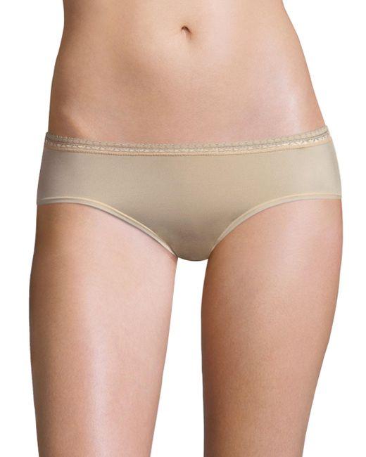 Wacoal | Natural Perfect Primer Bikini Panty | Lyst