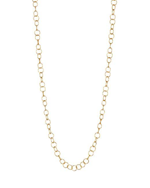 Stephanie Kantis | Metallic 14k Gold Whisper Chain Necklace | Lyst
