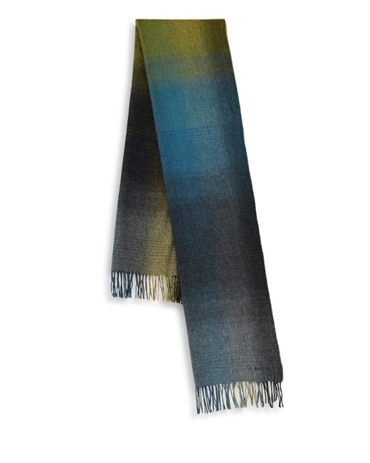 Paul Smith - Multicolor Cosmos Lambswool Scarf for Men - Lyst