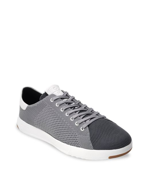Cole Haan - Black Grandpro Stitch Magnet Sneakers for Men - Lyst