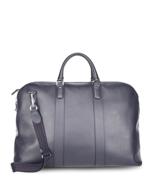 Dunhill - Blue Hampstead Travel Bag for Men - Lyst