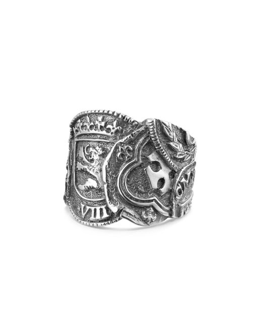 David Yurman - Metallic Shipwreck Coin Ring for Men - Lyst
