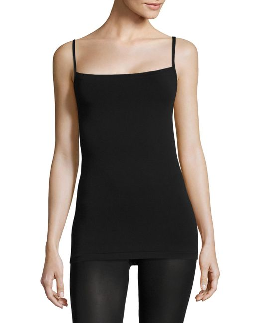 Wolford - Black Hawaii Camisole - Lyst