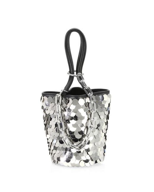 Alexander Wang - Black Roxy Mini Bucket Bag - Lyst