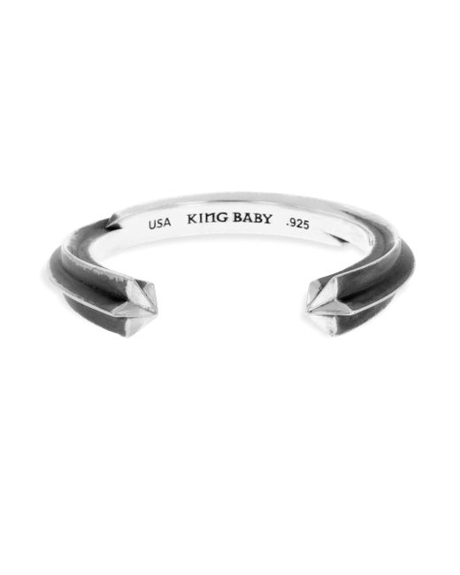 King Baby Studio - Metallic Freebird Sterling Silver Shooting Star Bracelet - Lyst
