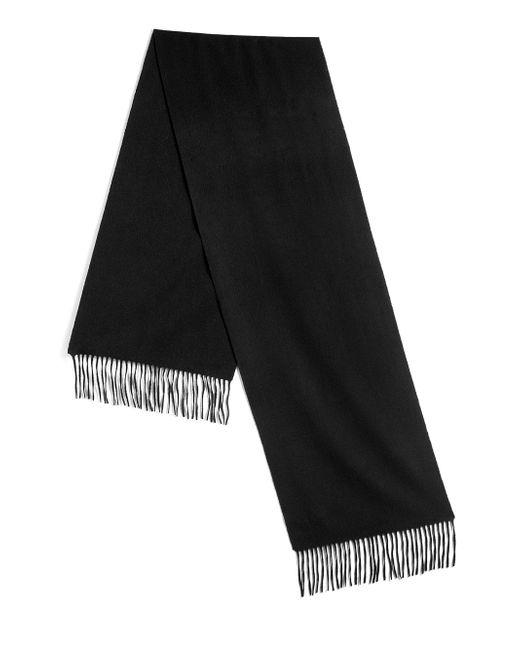 Saks Fifth Avenue - Black Cashmere Scarf for Men - Lyst