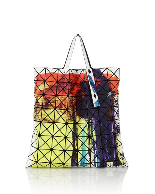 Bao Bao Issey Miyake - Soul Multicolor Tote - Lyst