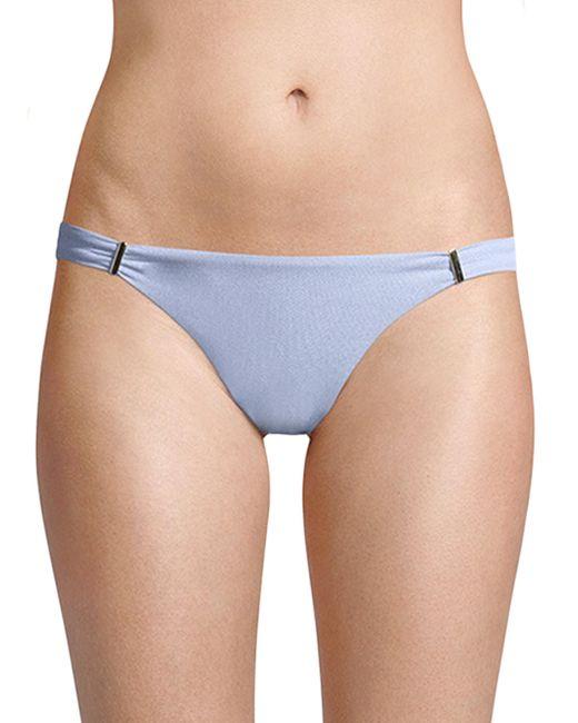 Melissa Odabash   Blue Martinique Bikini Bottom   Lyst