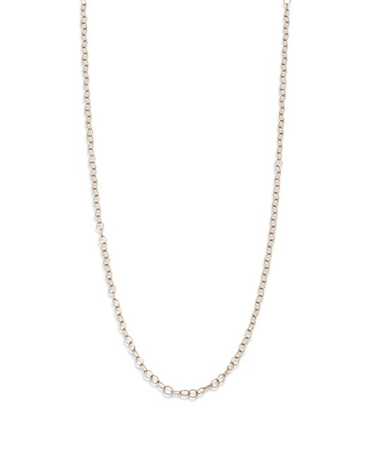 Phillips House - Metallic 14k Yellow Gold Chain Link Necklace - Lyst