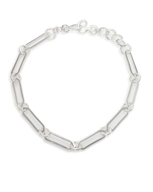 Stephanie Kantis | Metallic Courtly Link Necklace | Lyst