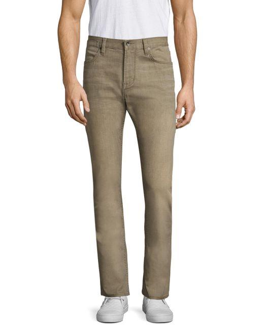 John Varvatos   Multicolor Bowery Slim Stretch Jeans for Men   Lyst