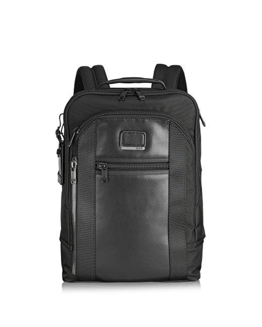 Tumi - Black Davis Alpha Backpack for Men - Lyst