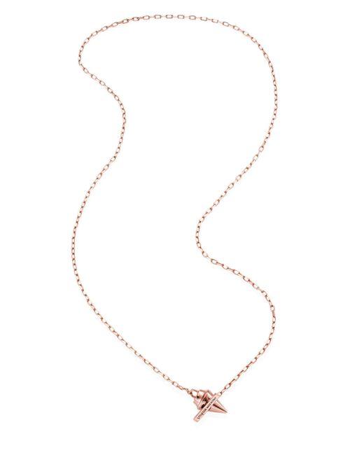 Vita Fede - Metallic Delicate Titan Toggle Necklace - Lyst